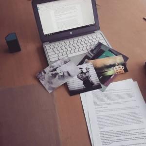 voorbereiding op gastles fantasie verhaal schrijven aan de schrijversvakschool